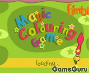 Игра Magic Colouring Game