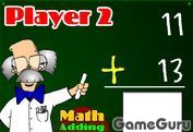 Игра 2 Player Math Game