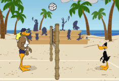 Игра Tricky Duck Volleyball