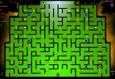 Игра The Maze Temple