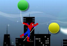 Игра Spiderman City Raid