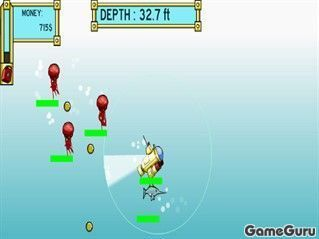 Игра Deep Sea Hunter