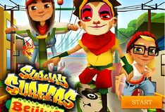 Игра Игра Subway Surfers Пекин