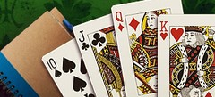 играть в Тысяча Карточные игры online
