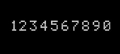 ����� ������ ���� 1234567890