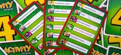 лучшие игры про Активити - online