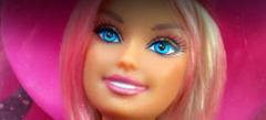 играть в Barbie - flash игры