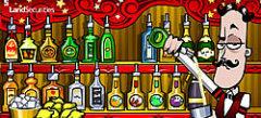 flash игры коктейли бармена