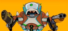 играть бесплатно в Игры Батла Роботы