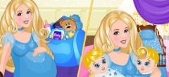Игры Беременна Леди Баг и Супер Кот - играть