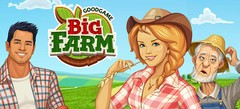 играй по интернету в Игры Биг фарм Ферма