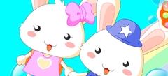 Зайчики Игры для девочек бесплатно онлайн