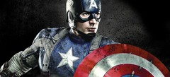 китайские игры Капитан Америка
