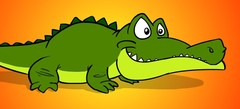 Крокодил - интересные игры на нашем сайте