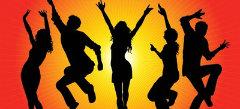 играть в Игры для девочек Танцы с друзьями