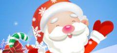 у нас - игры про Деда Мороза