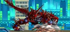 игры про динозавров роботов 3д - играть