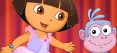 новые Дора Игры для девочек на сайте игр
