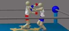 online флеш игры - игры про пьяных борцов