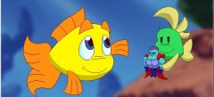 играй в интернете в игры Рыбка Фредди