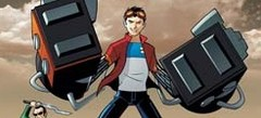 мини игры про Генератора Рекса online