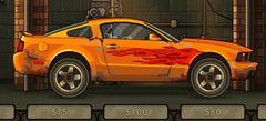 сайт онлайн игр - Гонки на крутых машинах