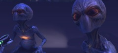 Инопланетяне Сенсорные игры - играть бесплатно