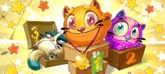 мини игры Котики с друзьями