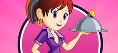 Игры на русском Кухня Сары - играй online