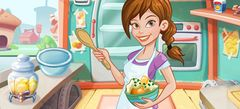 играй здесь в Игры Кухня Папа Луи