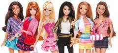 Игры Куклы Одевалки - онлайн бесплатно
