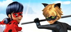 играй в сети в Игры Леди Баг и Супер Кот Бегалки