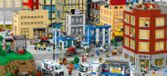 игры Lego City , flash-игры