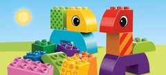 мини игры онлайн - Лего Дупло