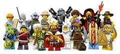новые игры Лего Минифигурки на лучшем портале игр