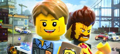 играть в Игры Полиция Лего