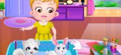 Игры Ляля для 1 года бесплатно онлайн