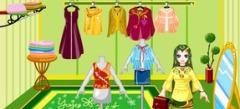 интересные игры магазин одежды