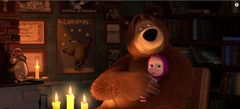 играй в Игры Маша и медведь Загадки с друзьями