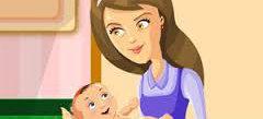 клевые онлайн игры - игры Мама