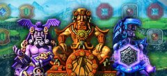 игры Сокровища Монтесумы , флеш игры - бесплатно