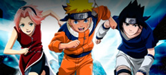 игры Naruto , flash-игры