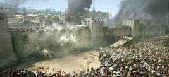 Осада города , флеш игры - онлайн, бесплатно
