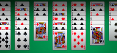 играй в карточные пасьянсы на выбор