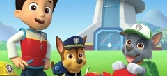поиск игр- игры про Щенячий патруль на нашем сайте