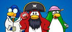 клуб игр с пингвинами , играть онлайн