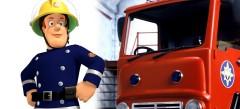 играй в Игры Пожарный Сэм Пазлы бесплатно