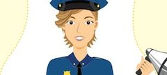 флеш - игры с Полицией