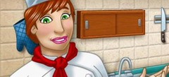 виртуальные игры в повара