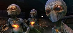 флеш-игры - игры про инопланетян